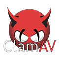 business mail clamav logo